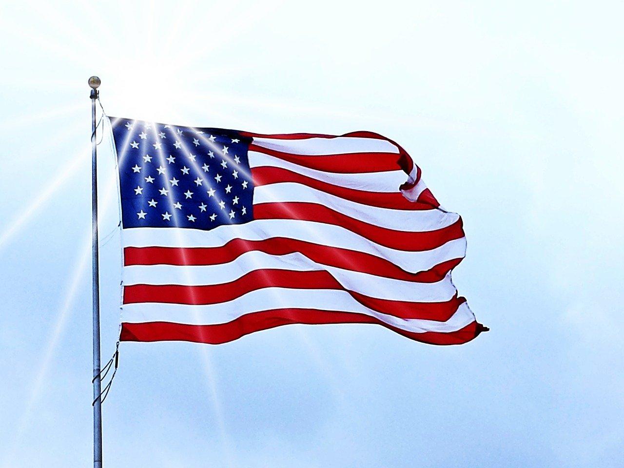 usa flag, flag, usa